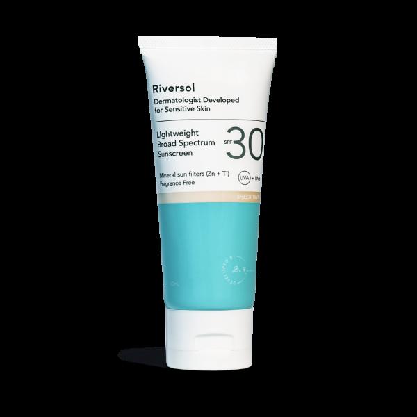 SPF 30 Lightweight Broad Spectrum Sunscreen